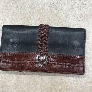 Brighton Leather wallet